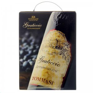 Tommasi Graticco Appassimento 3,0l Bag in Box