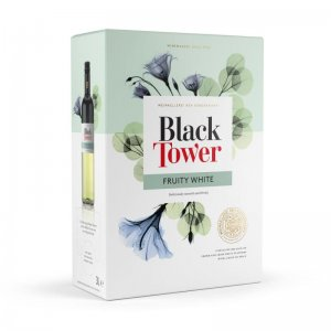 Black Tower Fruity White 3,0l Bag in Box