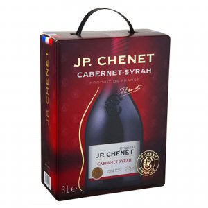 J.P. Chenet Cabernet Syrah 3,0l Bag in Box