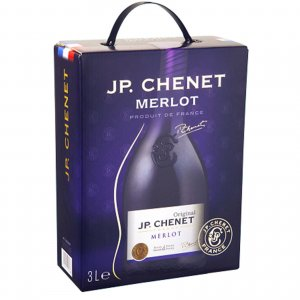 J.P. Chenet Merlot 3,0l Bag in Box