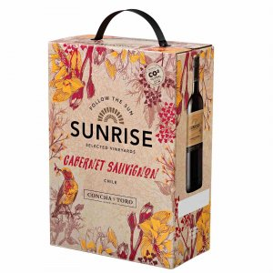 Sunrise Cabernet Sauvignon 3,0l Bag in Box
