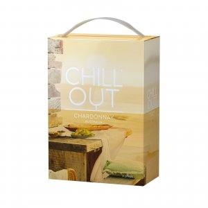 Chill Out Fresh & Fruity Chardonnay 3,0l Bag in Box