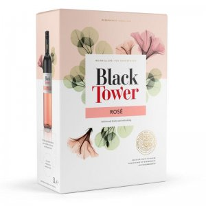 Black Tower Rosé lieblich 3,0l Bag in Box