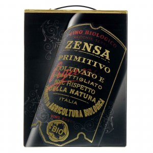 Zensa Primitivo Bio 3,0l Bag in Box