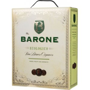 IL Barone Vino Blanco Organico 3,0l Bag in Box