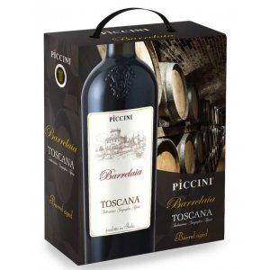 Piccini Barrelaia Toscana IGT 3,0l Bag in Box