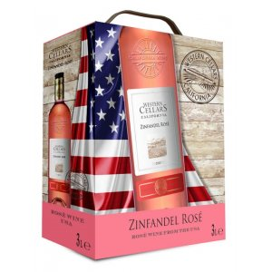 Western Cellars Zinfandel Rosé 3,0l Bag in Box