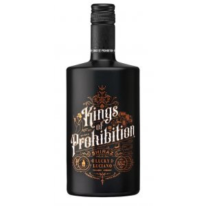 Kings of Prohibition Shiraz Lucky Luciano